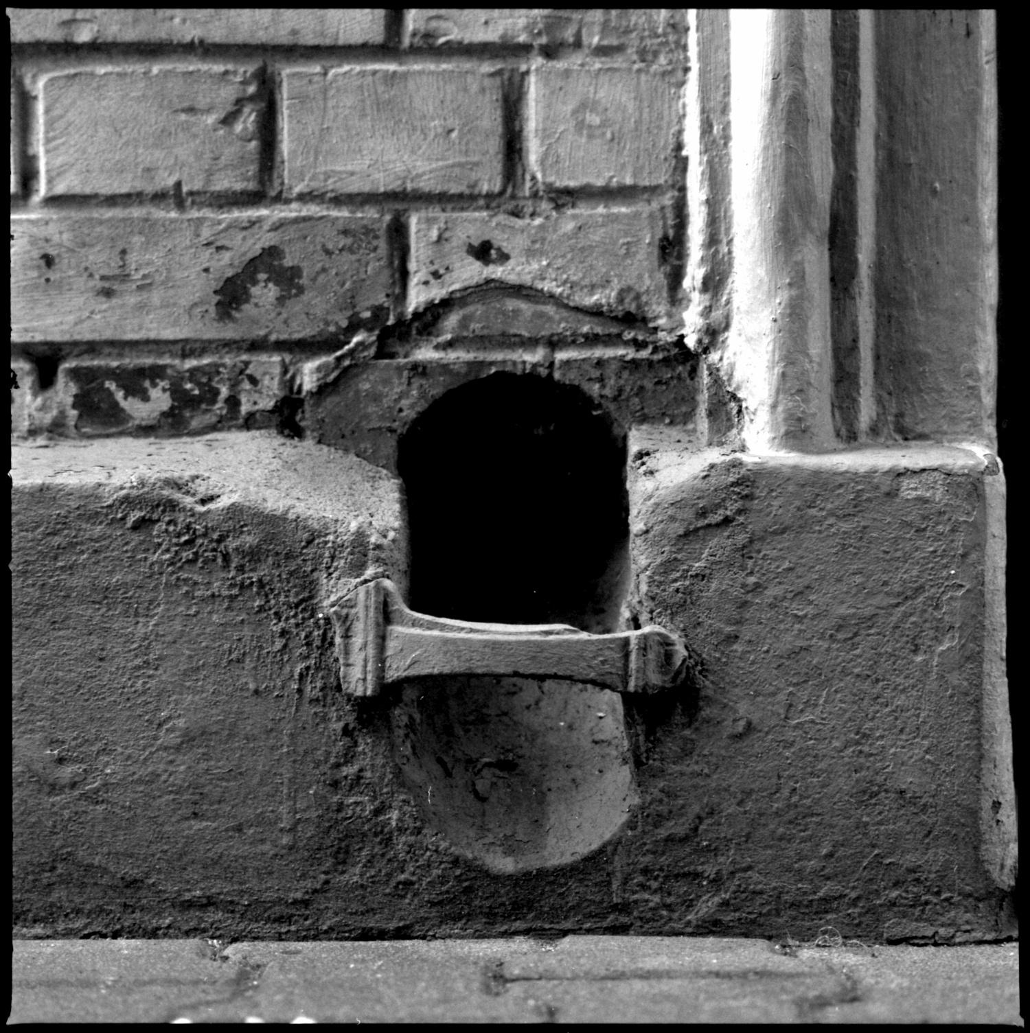 door scraper out of stuttgart