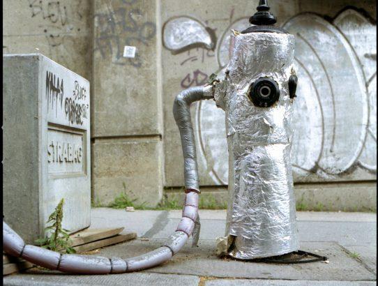 Vienna Astronaut
