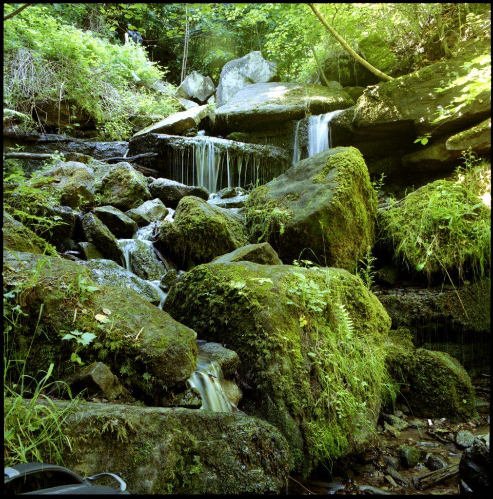 Wasserfall Heslach II
