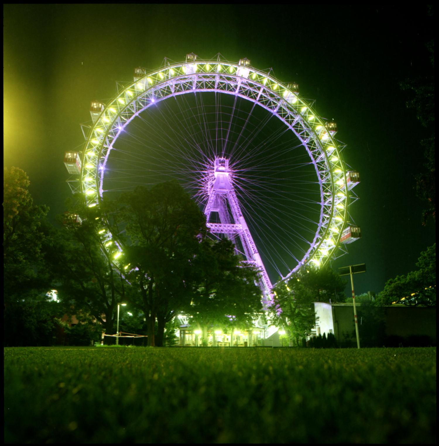 Vienna Ferriswheel