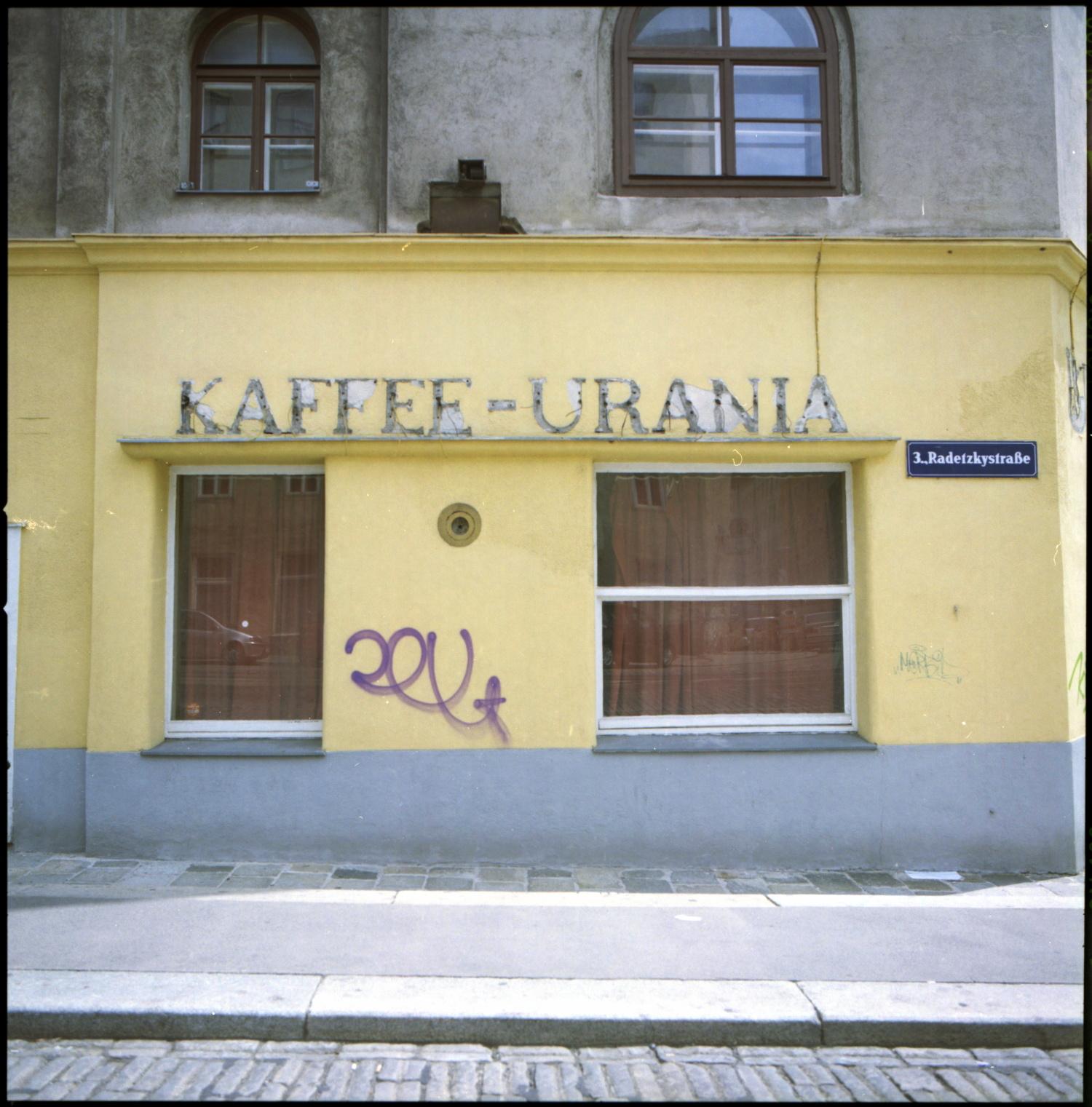 Kaffeehaus Urania