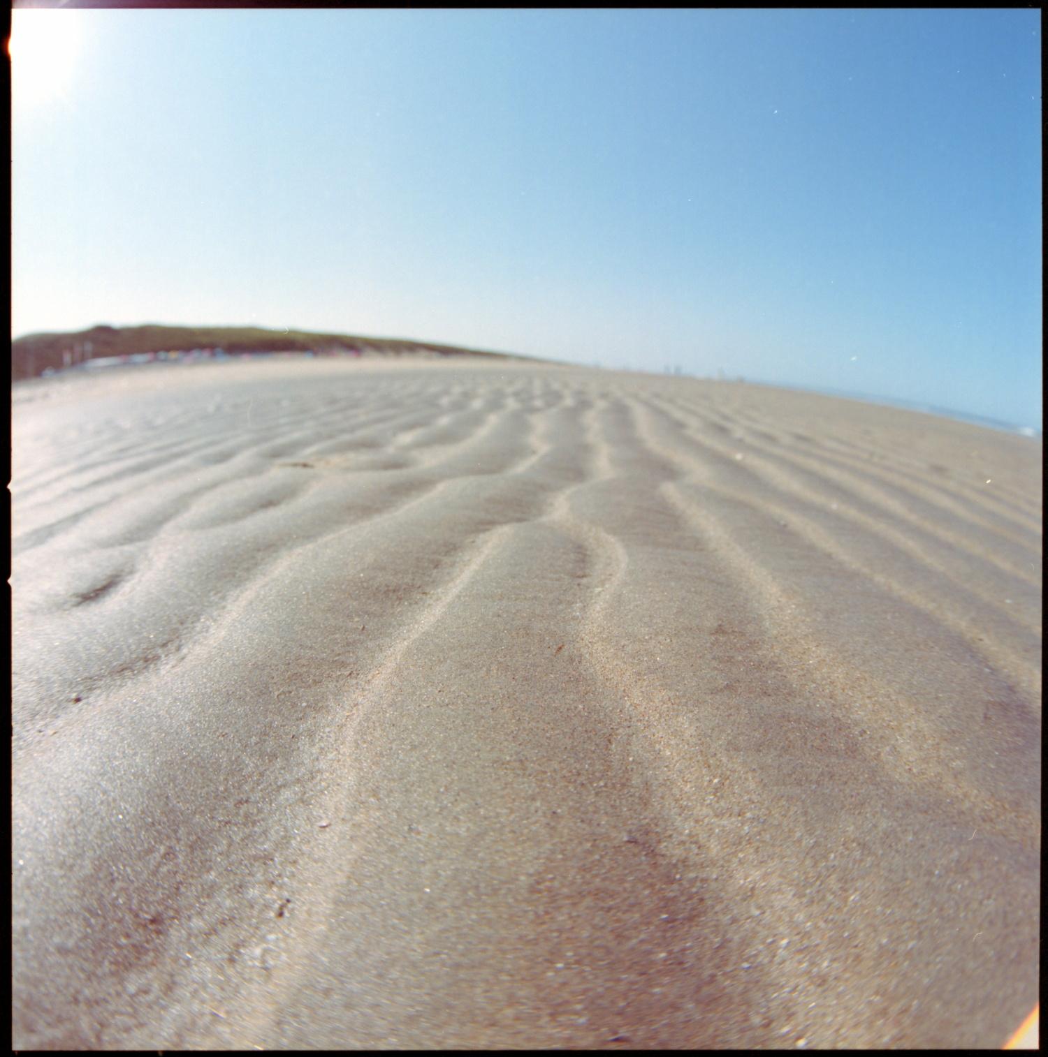 Zandvoort an Zee Beach