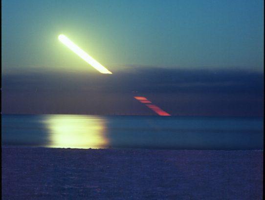 Zandvoort an Zee Sunset