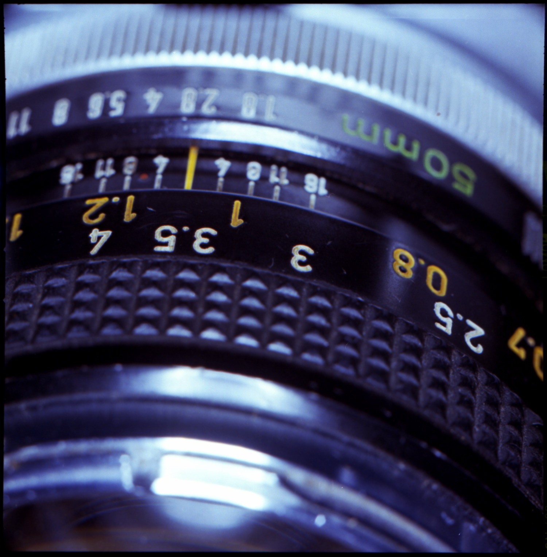Canon FTb QL with 50mm F1.8