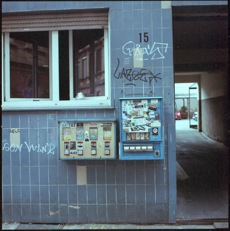 Mannheim Kaugimmiautomat