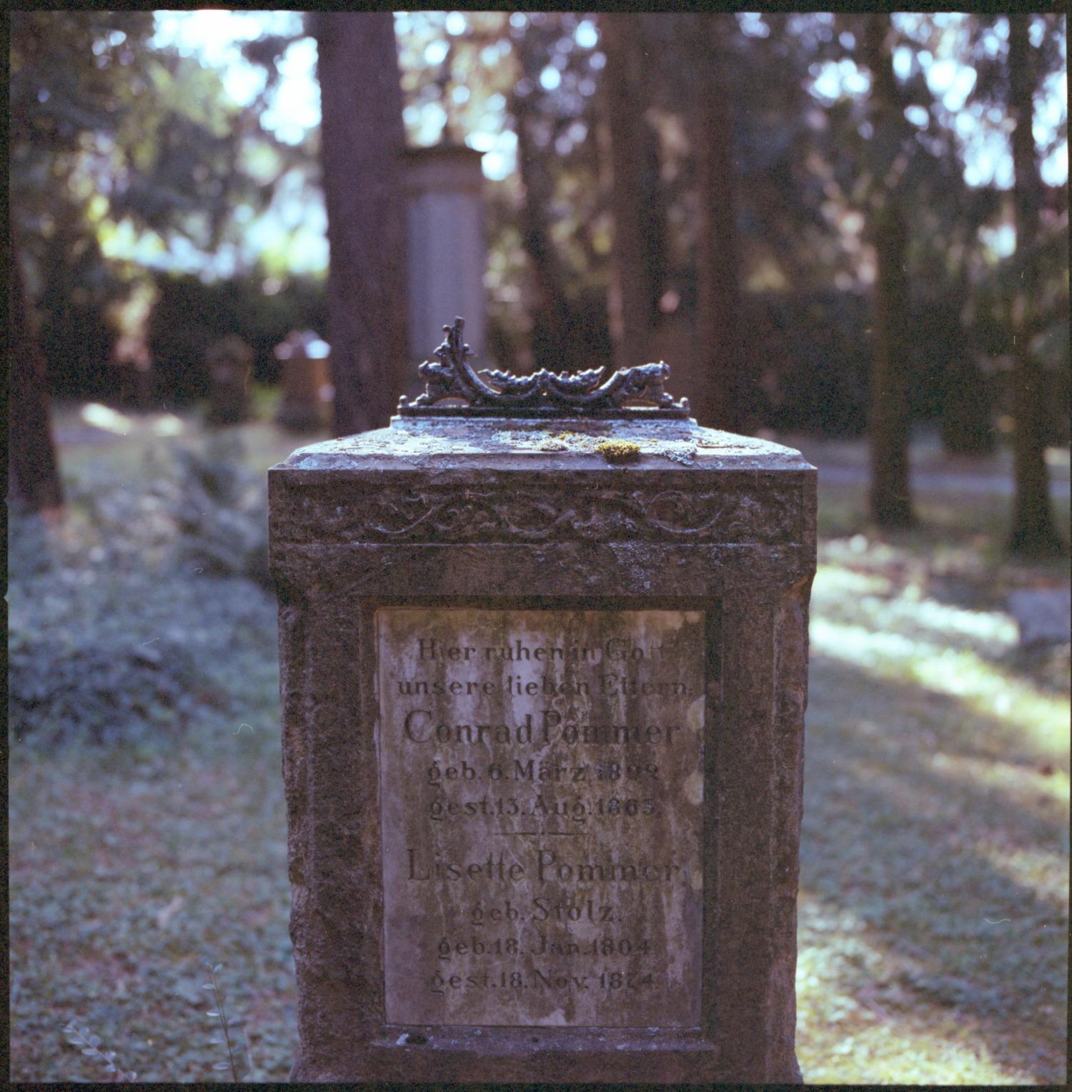 Ludwigsburg Cemetery