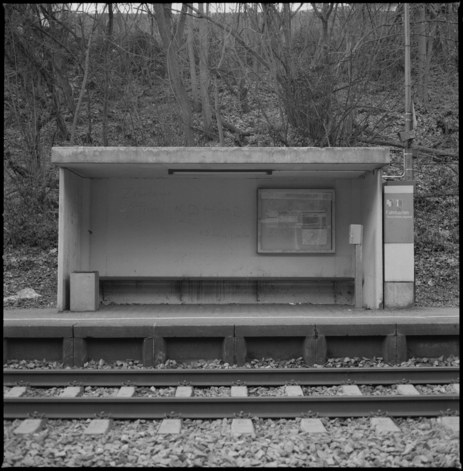 Haltepunkt Zazenhausen II