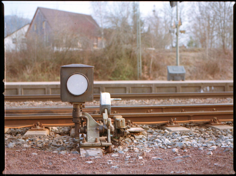 Schwäbisch Hall Hessental Bahnhof
