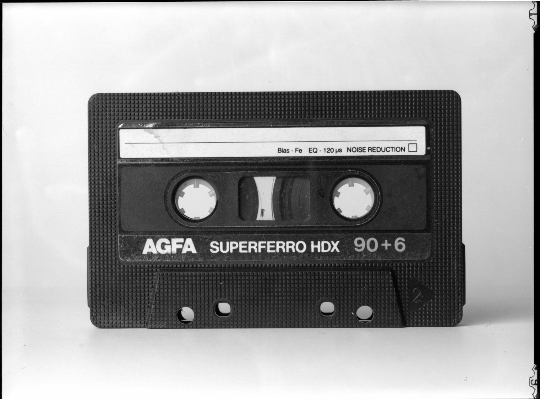 Casette Agfa Superferro HDX